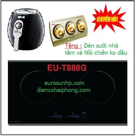 Bếp từ Eurosun EU-T888G SX tại Đức