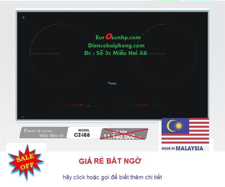 Bếp từ Canzy CZ I88 Malaysia