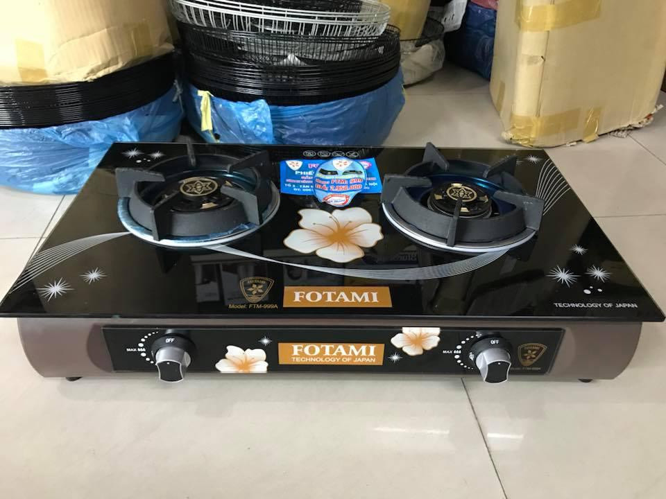 Bếp gas dương Fotami 999a