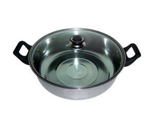Nồi nấu lẩu inox sử dụng cho bếp từ 30cm
