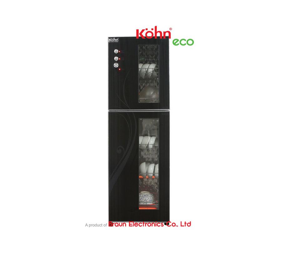 Tủ sấy khử trùng bát đĩa Braun KOHN KS198