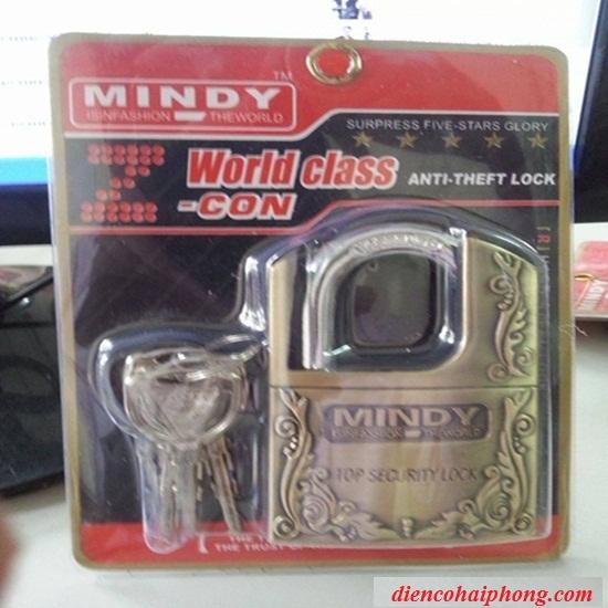 Khoá đồng Mindy 60mm