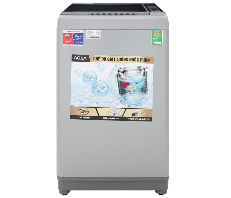 Máy giặt AQUA 8KG AQW-S80CT.H2 lồng đứng