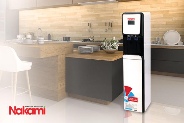 Máy lọc nước RO nóng lạnh Nakami NKW-00009C