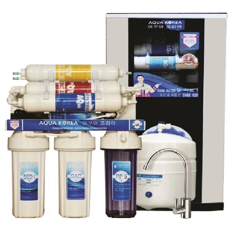 Hướng dẫn lắp đặt máy lọc nước RO AQUA JAPAN