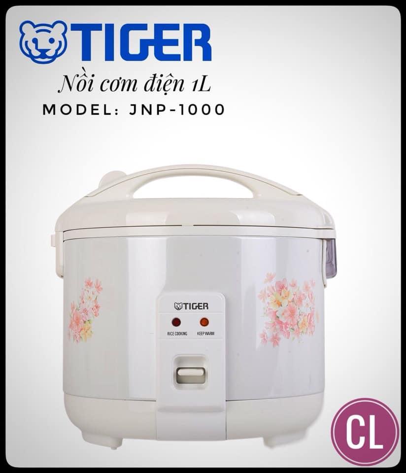 NỒI CƠM ĐIỆN TIGER JNP1000 1l Nhật Bản