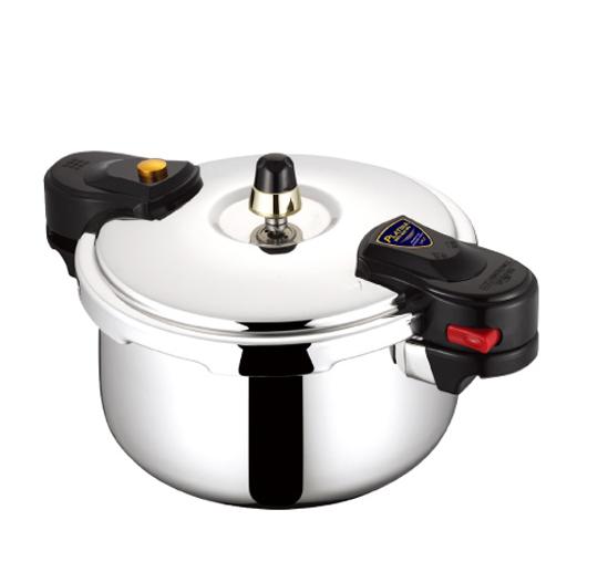 Nồi áp suất đun bếp từ Kitchen Flower CIT-600 6L