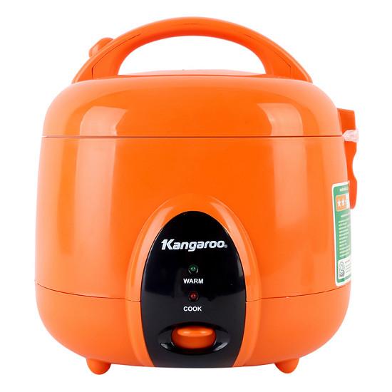 Nồi cơm điện 1,2L Kangaroo KG826S ( Màu cam )