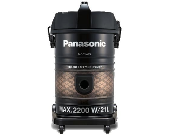 Máy hút bụi công nghiệp Panasonic MC-YL635TN46 ( 2200w )