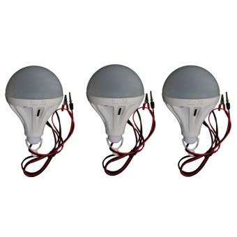 3 quả Bóng đèn led 12V-12W (Ánh sáng trắng)